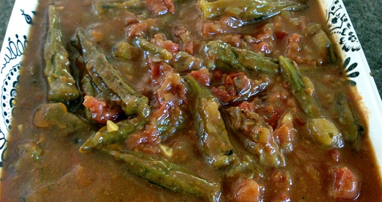 Tomato Okra Stew