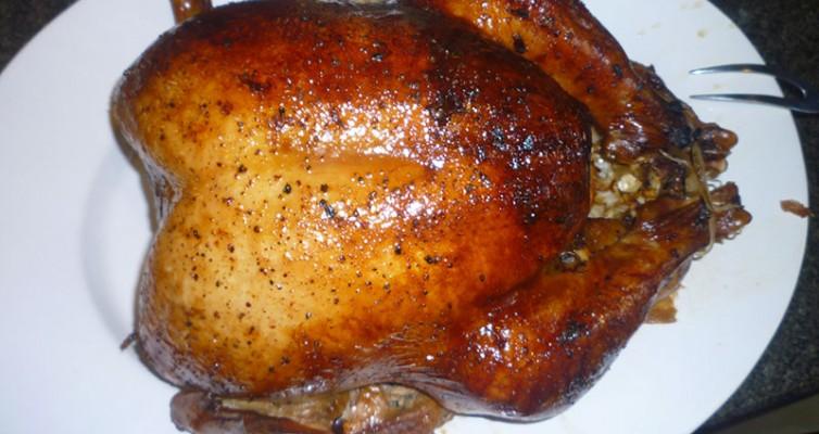 Roast Turkey with Southwestern Spice