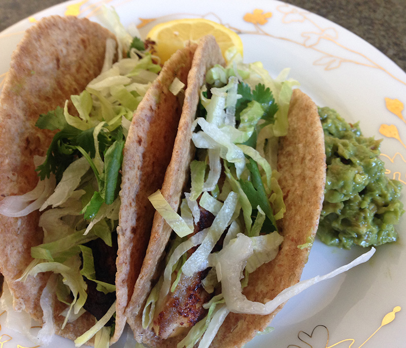 Fish Taco With Chipotle Tartar Sauce Food Passion And Love