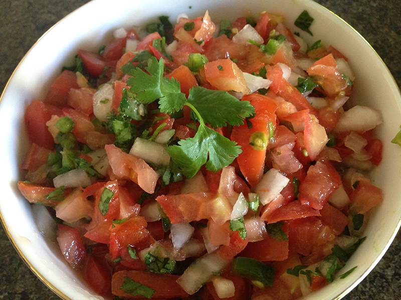 Pico De Gallo Chicken Quesadillas – Food Passion and Love