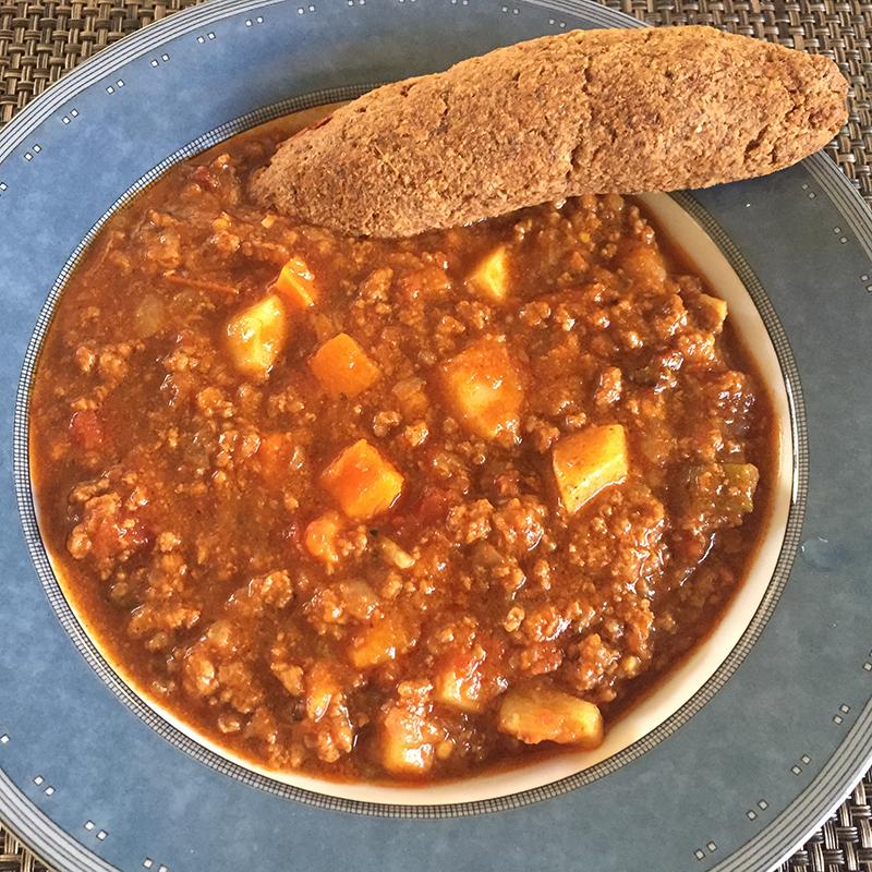 Beanless Chili