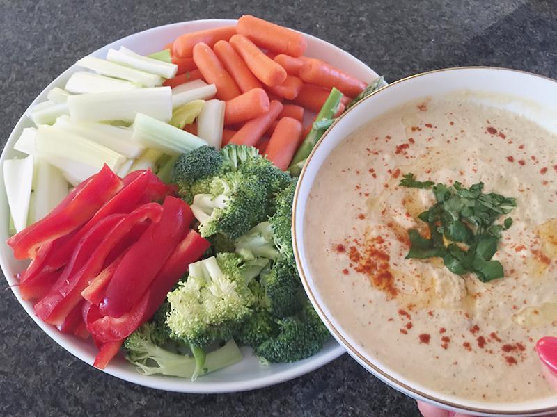 Beanless-Hummus